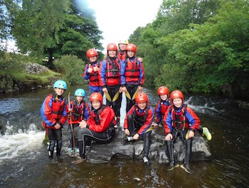Weardale Adventure Centre - Forth Image