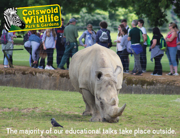 Cotswold Wildlife Park and Gardens - Second Image