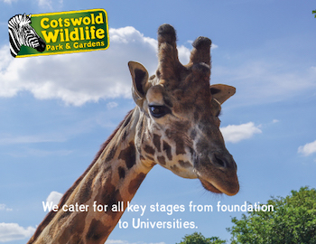 Cotswold Wildlife Park and Gardens - Forth Image