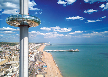British Airways i360 Observation Tower Brighton - Main Image