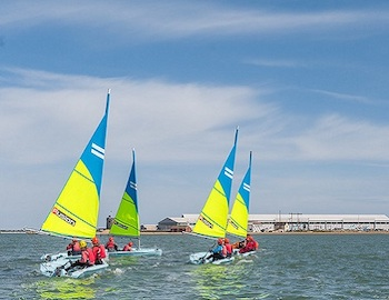 Calshot Activities Centre near Southampton - Forth Image